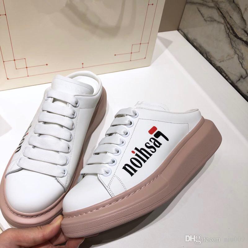 A 3M reflexivo Branco Preto mens sapatos de grife de 2019 mulheres de Moda de luxo designer sapatos casuais xrx190625 Sneakers