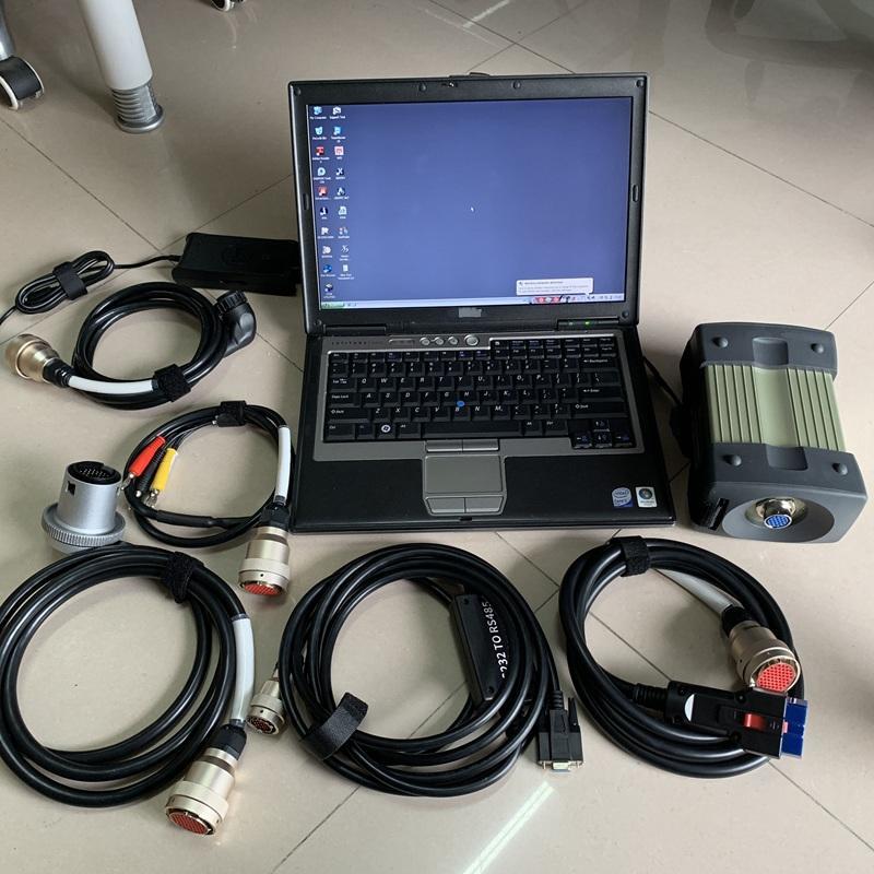 Beste Qualität MB-Stern-C3-Selbstdiagnosewerkzeug MB-Stern-C3 Multiplexer mit 320 GB HDD Software 2014.12V vollen Satz für PKW / LKW