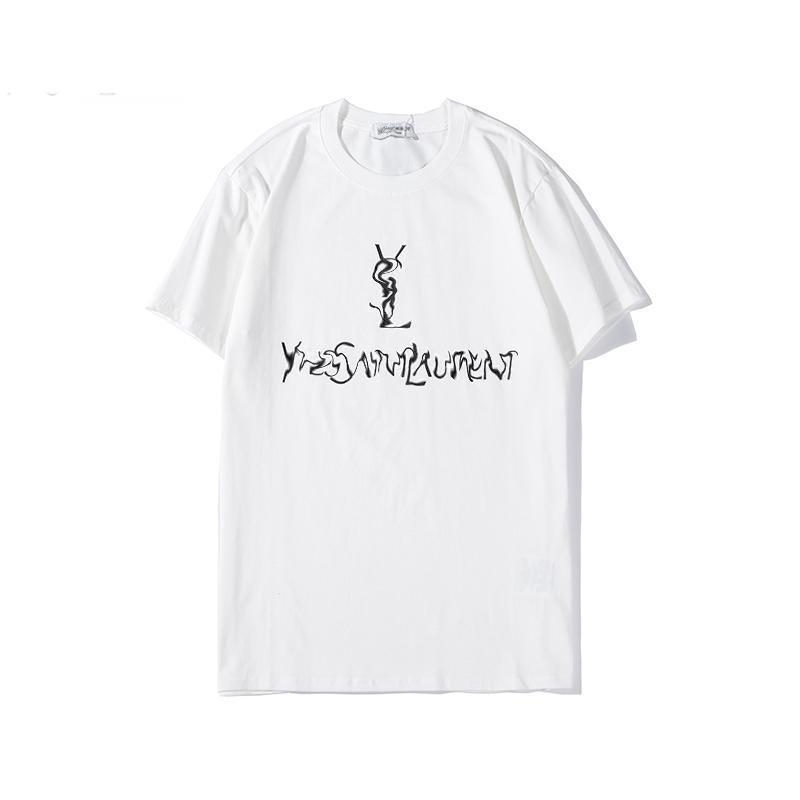 وصول المرأة الجديدة التي شيرت رجالي فاخر الأزياء التي شيرت للرجال النساء رسالة طباعة أزياء البلوز الرجال قميص البلوز البلوز بلوزة B103464L