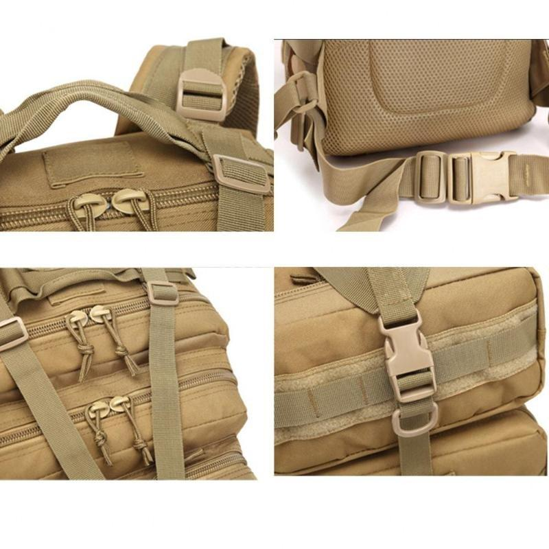 23ED 15L Backpack Military Backpack Field Survival Drawstring Practical