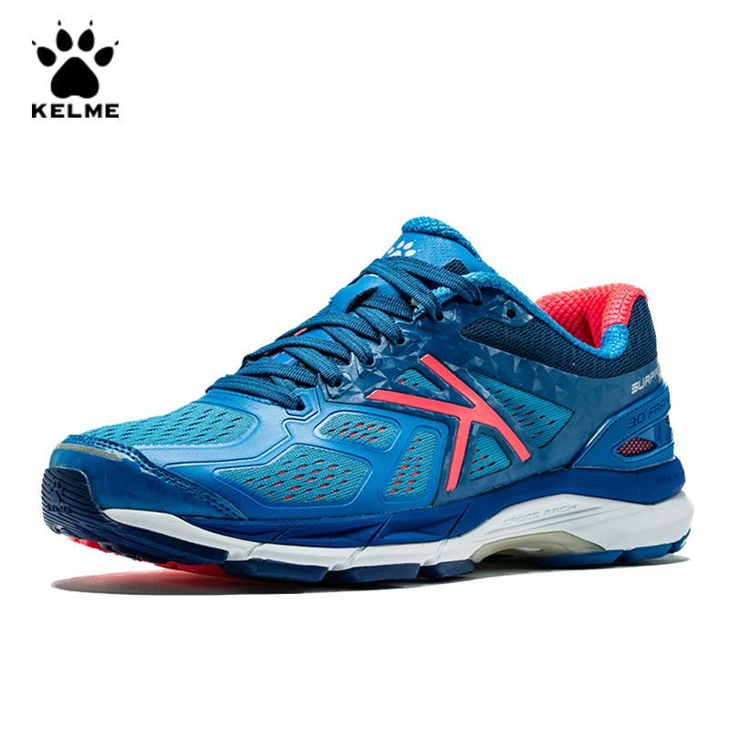 KELME Men's Sneakers Running Shoes Men Jogging Sport Casual Breathable Trainers Outdoor Light Shoes Man Sneakers Male 6681104