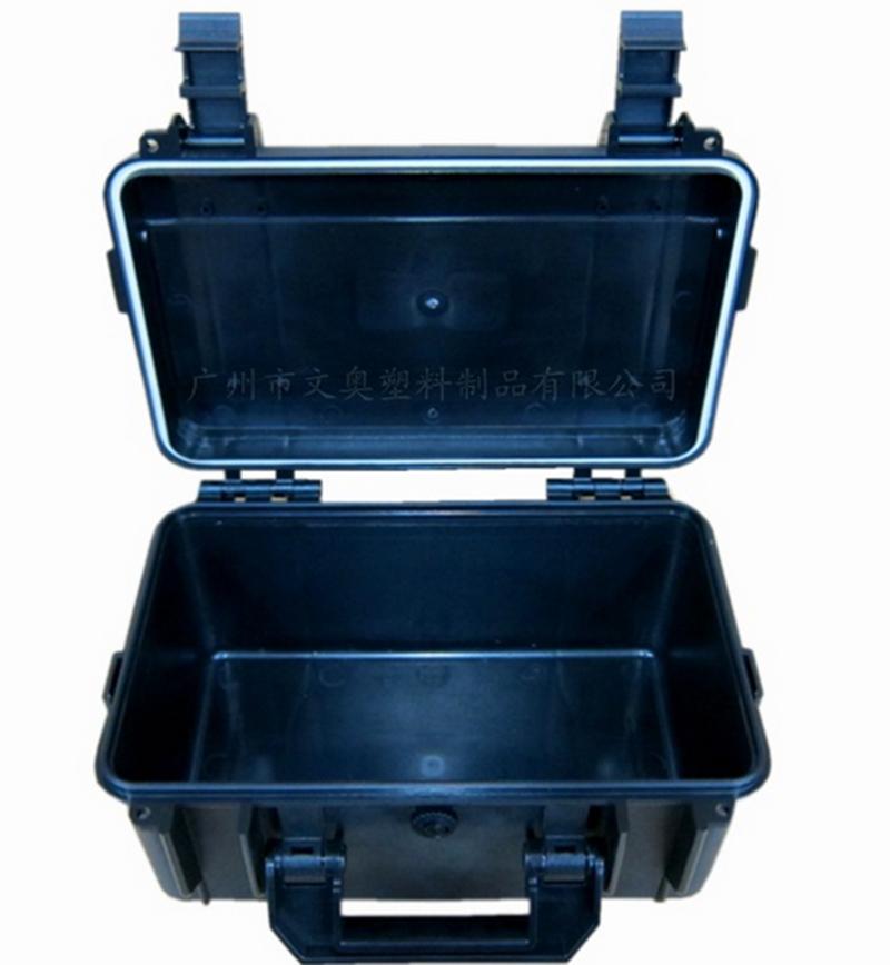 298 * 177 * 147mm en plastique Boîte à outils de boîte à outils caméra étanche impact équipement étanche résistant cas mousse prédécoupée expédition libre