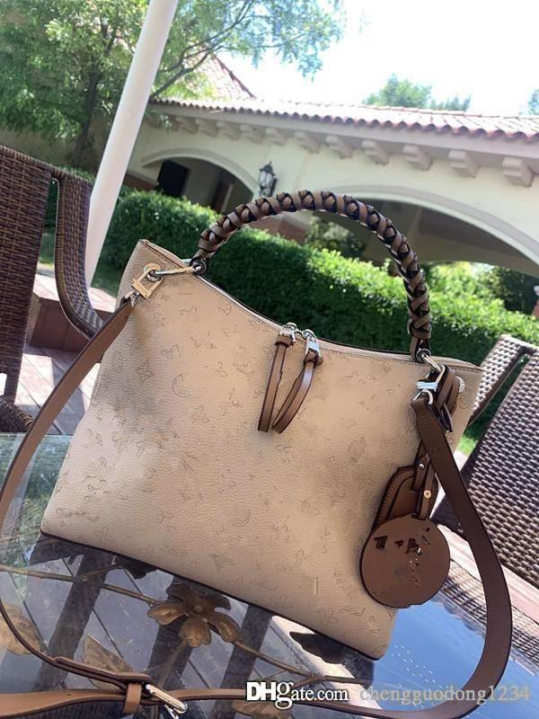 Le nouveau paquet de boulettes jokers contrat d'impression d'un sac à main de concepteur de marque épaule femme femmes cuir de mode pour dames