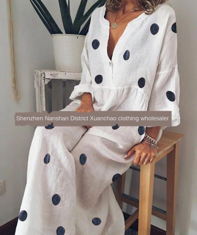 de MDTHC largo de la manera Mujeres bohemio maxi bohemio falda de moda falda larga vestido impreso vestido maxi impresa de las mujeres