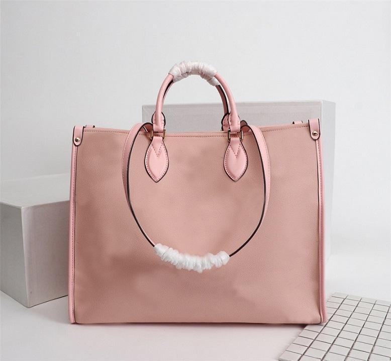 حقيبة جديدة حقيبة تسوق كاملة الجلود النقش حمل جودة عالية حمل حقيبة حقيبة يد المرأة حقيبة الكتف