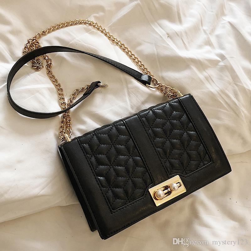 Los nuevos bolsos de diseño de llegada para el bolso de Crossbody de las mujeres bolsos de diseño señoras de alta calidad con 4 colores