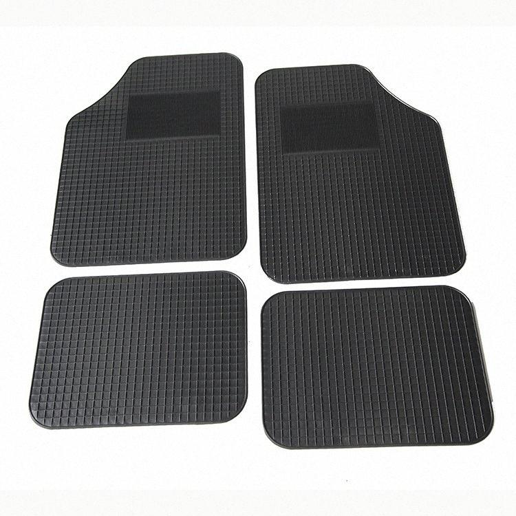 New Automotive Foot Pads Automotive Supplies General-purpose Soft Foot Pads Four Seasons Pad Easy To Clean k45F#