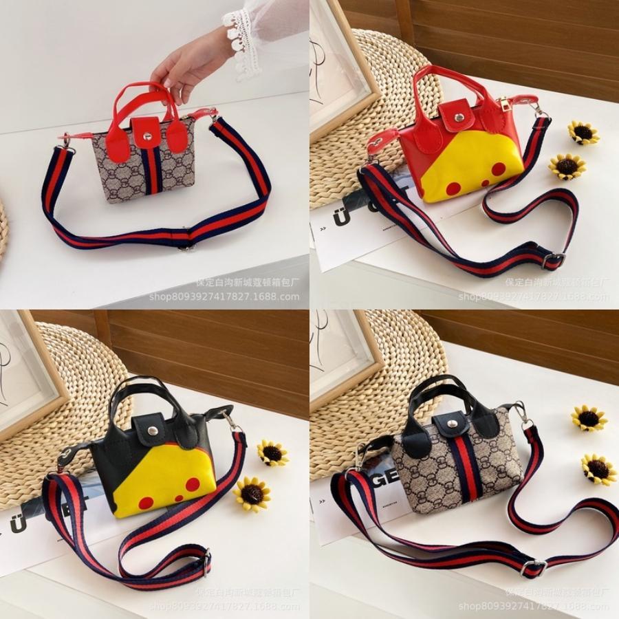Morbida pelliccia sintetica bambini borsa sveglia neonate mini Bowknot Crossbody Borse di Borsa a tracolla della borsa della borsa Bianco Rosa # 948