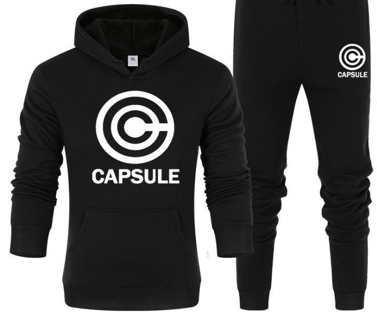 desenho animado 2020 alfabeto de impressão hip hop logotipo popular inverno hoodie dos homens desgaste além de veludo set esportes + terno