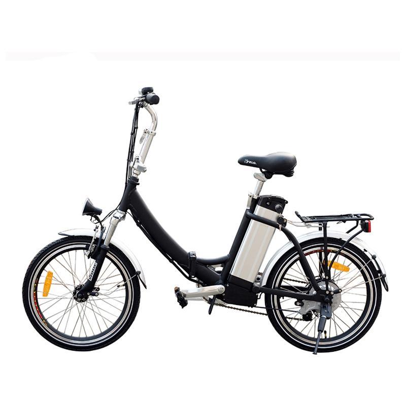 36v 250w sin escobillas de bicicleta eléctrica con batería de litio de ruedas eléctrica en el marco de tipo estándar de bicicleta eléctrica plegable nueva llegada
