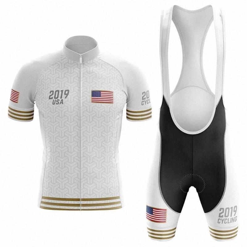 2020 2020 ABD Pro Cycling Seti MTB Bisiklet Giyim Maillot Ropa Ciclismo Bisiklet Üniforma Bisiklet Jersey Seti Giyim 7HQl #