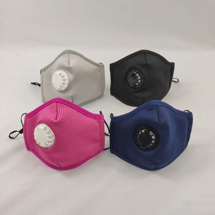 Çocuk nefes vana 2 adet filtre ağız maskesi Tasarımcı MasksT2I51255 ile PM 2.5 filtre toz maske ile sokulabilir maskesi