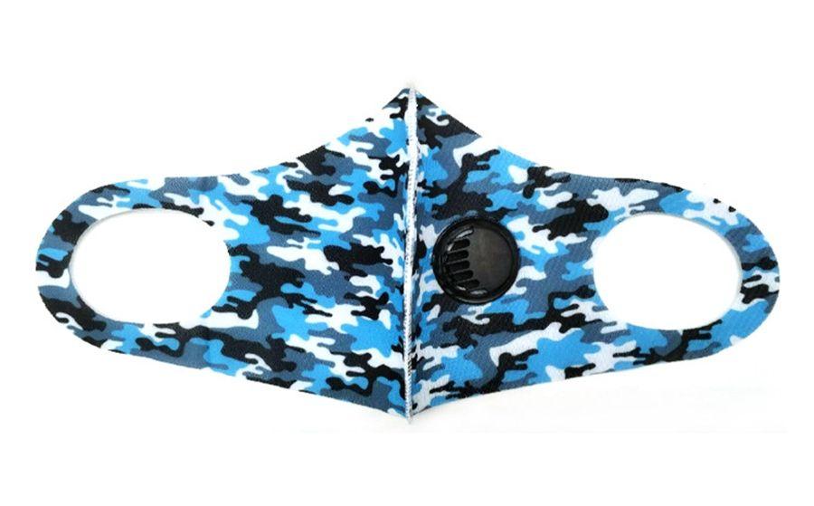Suave mascarilla de silicona Máscara orejeras Correa protector Diseñador Impreso máscara protectora Lan titular de mascarillas Earloop hijos adultos # 232 # 699