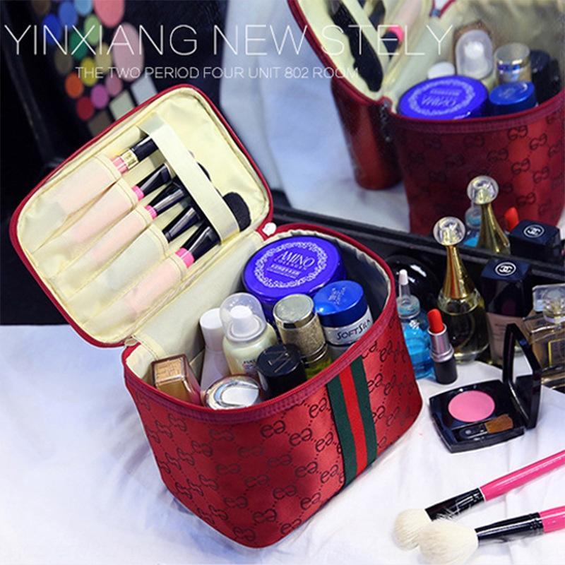 e Wash Lavage de stockage e sac cosmétique de sac de stockage cosmétique
