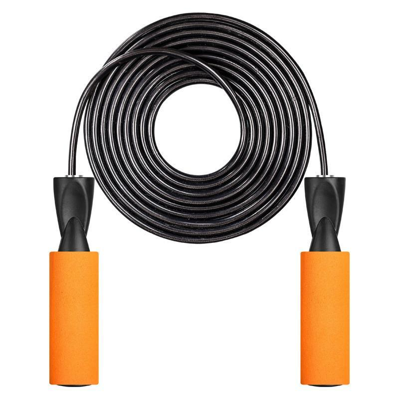 Tenendo Outdoor Skip Rope Cavo d'acciaio fune portatile resistente all'abrasione Facile rettificato Sport Corde Fitness Accessori 5 colori