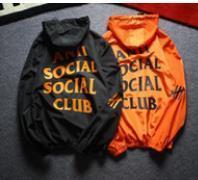 Marque Veste Manteau Vêtements pour hommes Casual Sunscreen Vestes Tops avec Lettre Imprimé Lapel noir à capuchon coupe-vent Streetwear