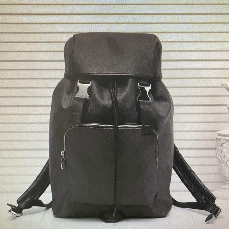 الجملة ZACK على ظهره حقائب جلدية الرجال السفر حقائب تحمل على الظهر أزياء كلاسيكية الرجل على ظهره سعة كبيرة تسلق الجبال الرياضة غلق بمشبك حقيبة N40005
