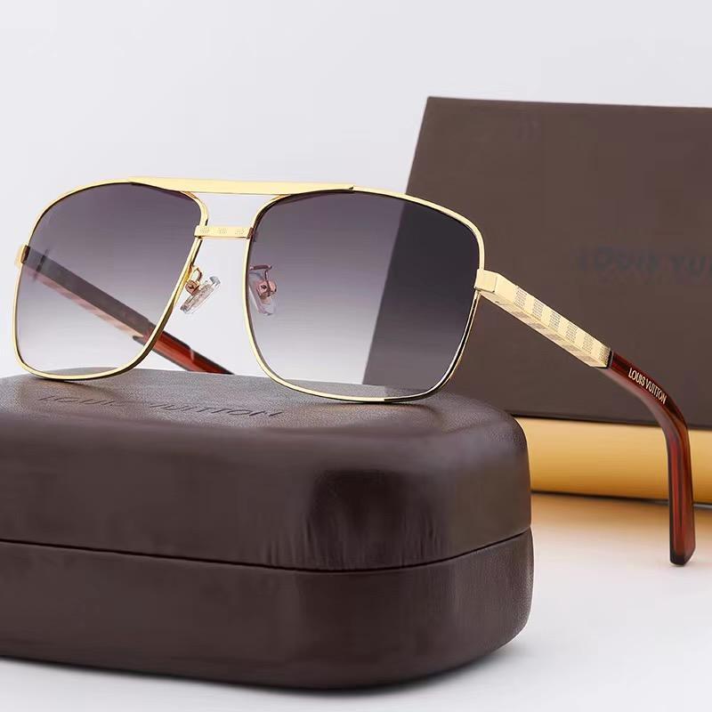 Fashion Square occhiali da sole selezione UV400 6 colori per uomo e per gli occhiali da sole squadrati delle donne