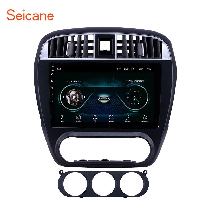 Seicane Android 8.1 2 Din Car radio Multimedia Video Player gps for 2009 Nissan Sylphy support Bluetooth WIFI AUX Mirror Link