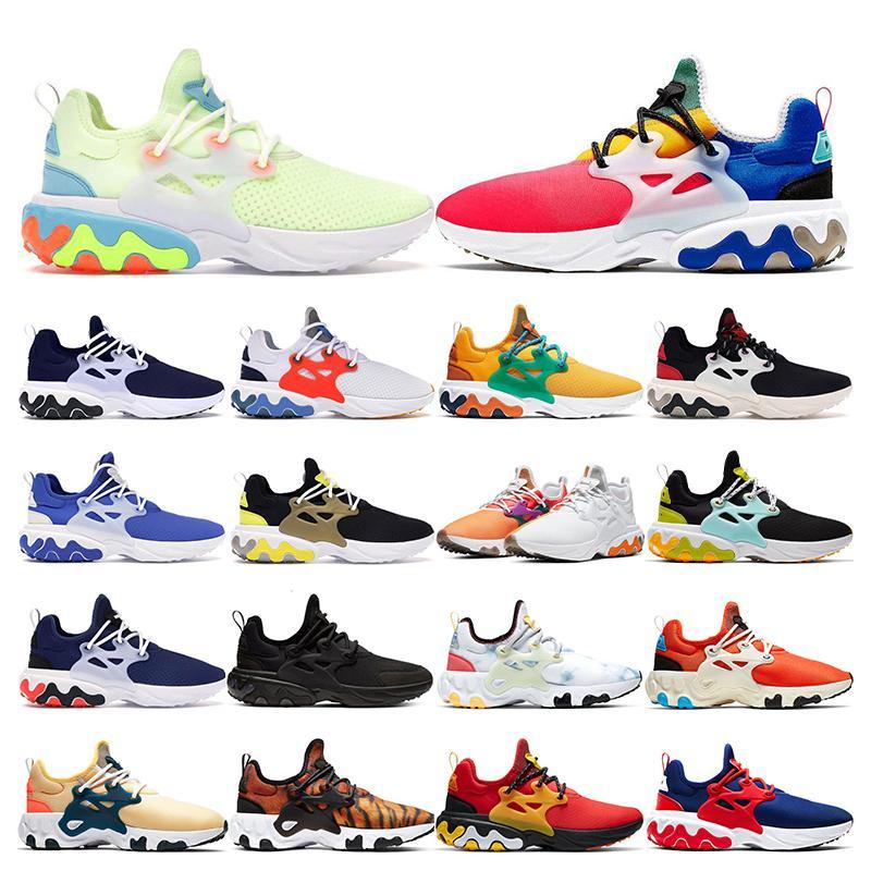 2018 nike air presto Yeni varış presto X Orta Kısaltma koşu ayakkabıları mens kadın eğitmenler Rahat nefes spor ayakkabı kapalı boyutu 5.5-11