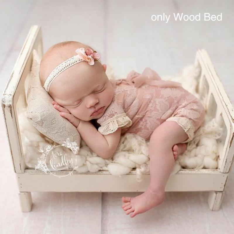 분리 가능한 휴대용 배경 스튜디오 촬영 아기 나무 침대 사진 CJ191217 육아 여행 크래들 photography 컴포지션 선물 소품