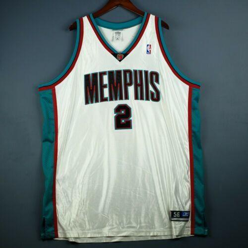 Barato 100% cosido Jason Williams vendimia RB MEM Jersey tamaño de los jerseys XS-5XL hombre retrocesos 3 Top Baloncesto