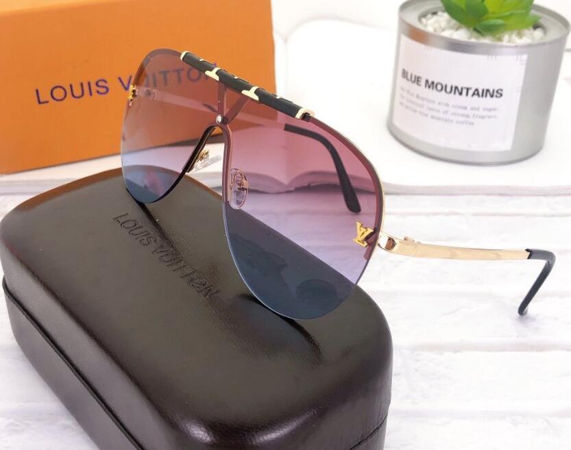 vente chaude lunettes de soleil mode carré féminin rectangle style monstre soleil lunettes verre UV400 Adumbral Goggle