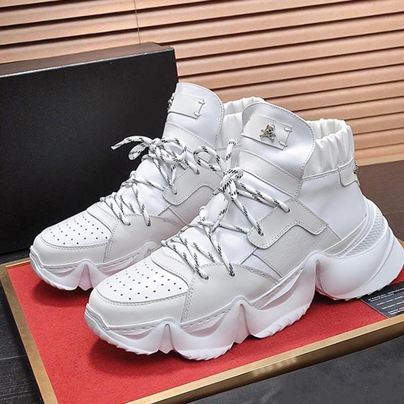 Casual Erkek Ayakkabı Lüks Moda Sneakers ile Menşei Kutusu Platformu Nefes Ayakkabı Erkek Sneakers Zapatos Para Hombre Erkek Ayakkabı 2020 Yeni