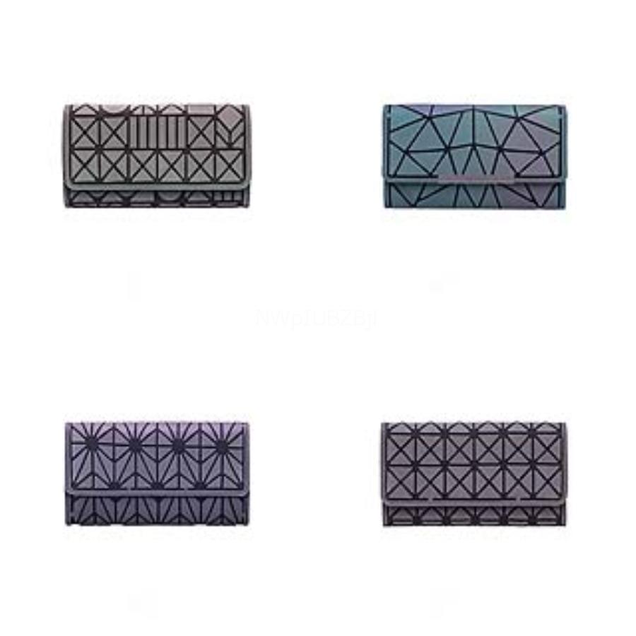 2020 Nouveau Dames Hommes Trier Wallet Fold Deux anciennes cartes SIM Ag couleur Matcing # 916