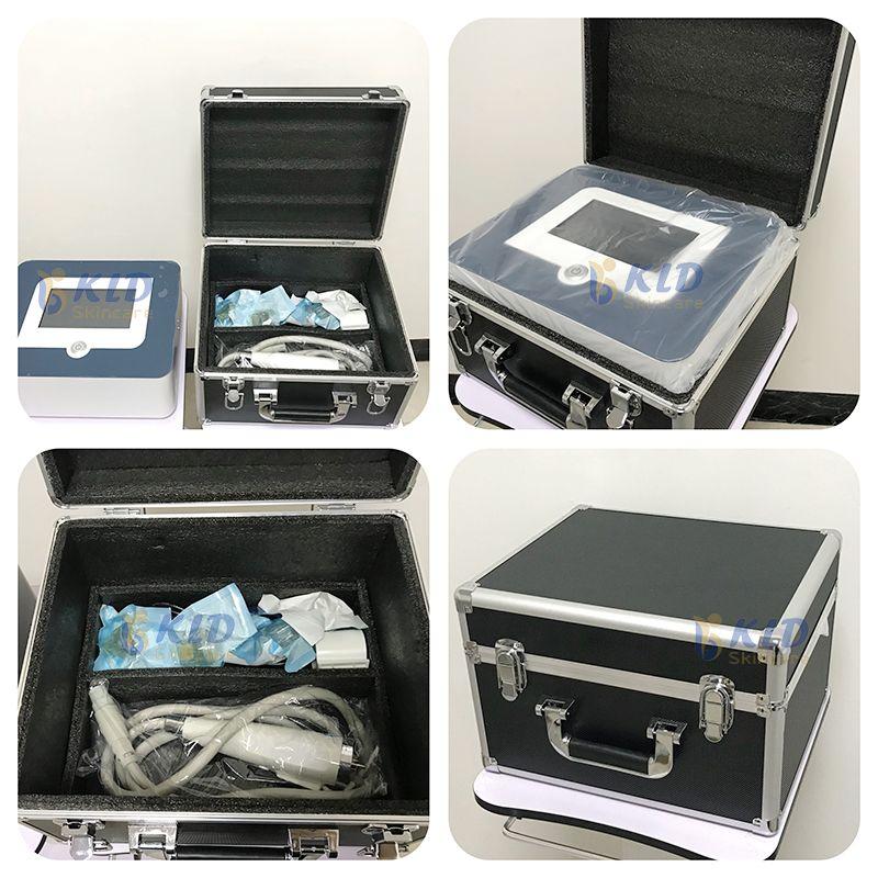 Hot New RF MicroNeedling Machine Салон красоты оборудование Вакуумное подъемное устройство Удаление растяжения