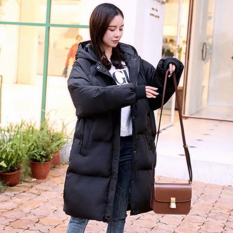 Sonbahar Hamile Kadın pamuk dolgulu giysiler Katı Renk Kapşonlu Pamuk Dış Giyim Ceketler Plus Size Moda Hamile Kış Coat wigu #