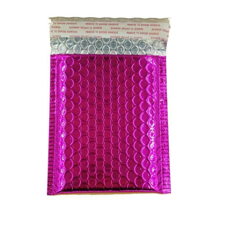 Lotsmall Blase Umschläge Bagsmatte Schwarz Mailers Padded Versand Umschlag mit Bubblemailing Bagbusiness Supplies Planet Tore Lotsmall Bub