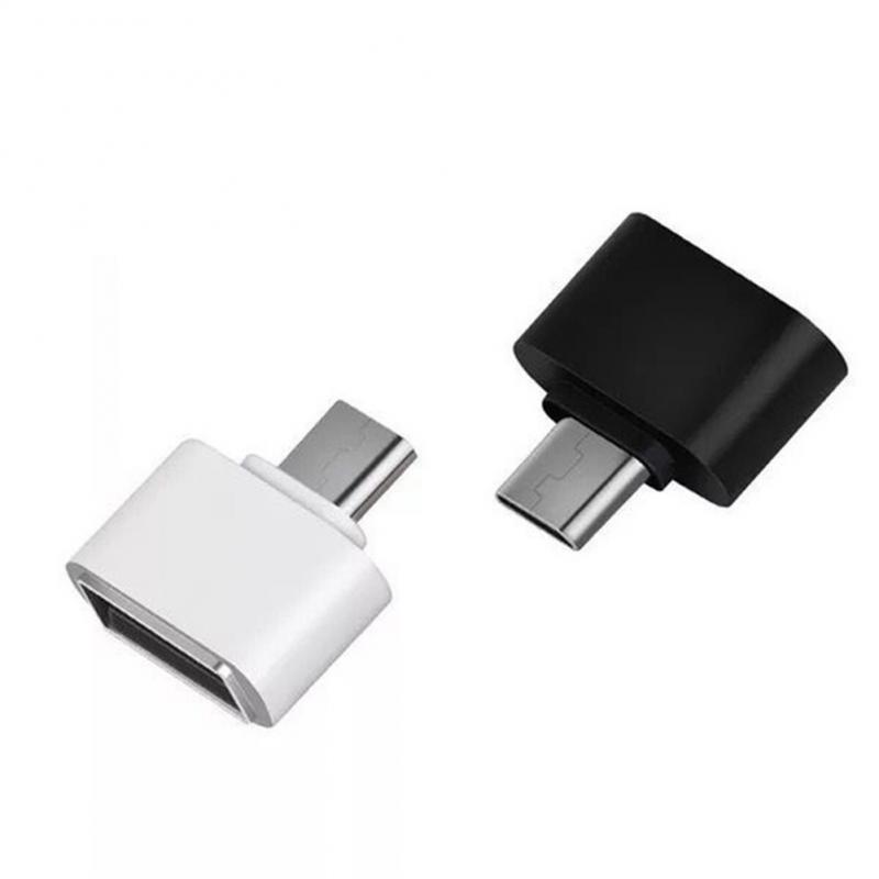 2019 USB 3.0 Typ-C-OTG-Kabel-Adapter Typ C USB-C-OTG-Konverter für Xiaomi Mi5 Mi6 Huawei Samsung Maus-Tastatur-USB-Festplatte Flash