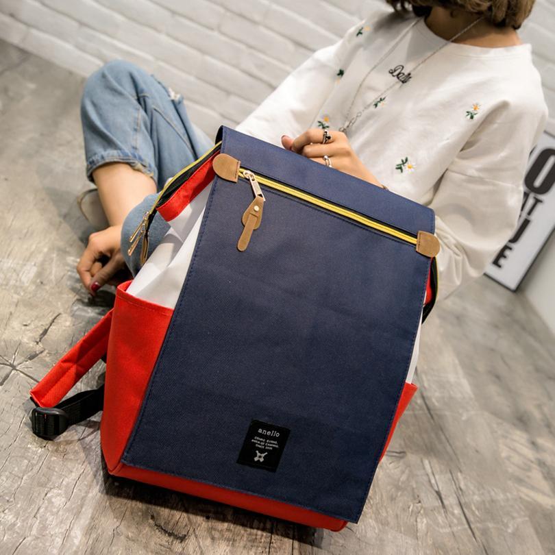 Tote Bolsas al aire libre Multifuncional Bebé grande 7 estilos Enfermería Pañal Backpacks Pañal de viaje Nappy GGA3557-2 MOMMY MACIPACK MATNITY GCXB