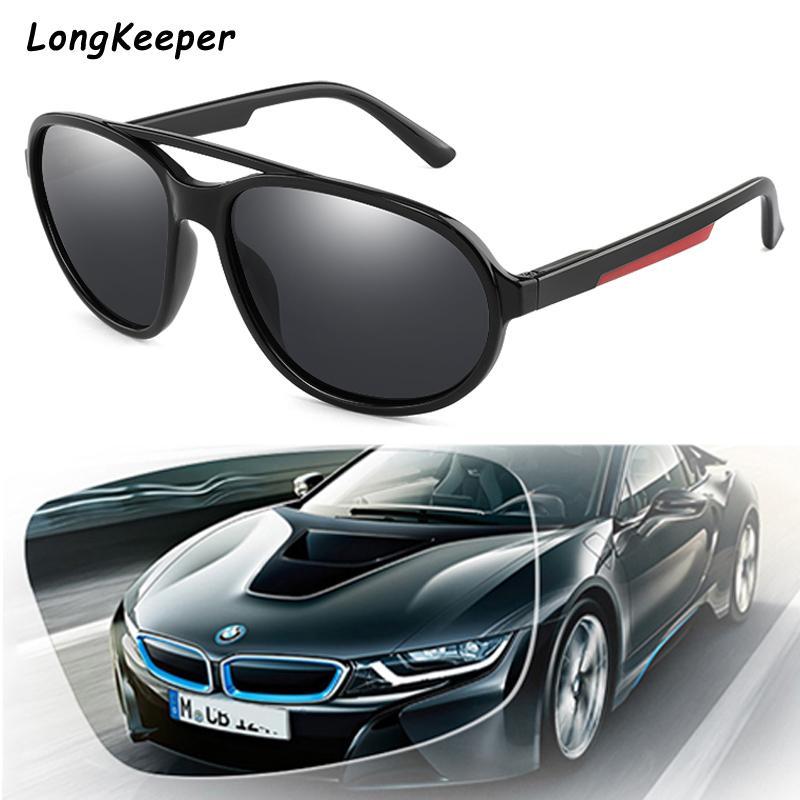 Klassische übergroße Männer Sonnenbrille Gafas Mode Accessoires Fahren Brillen Polarisierte Shades Brillen Sun Frauen UV400 Womens de aosla