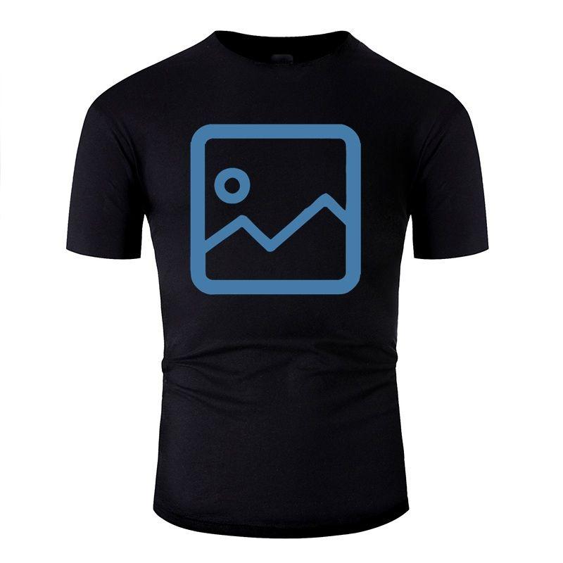Icône Image T-shirt 100% Famous Clothes Garçon Fille T-shirts en coton 2020 grande taille 3XL 4XL 5XL T-shirt Tops Hiphop