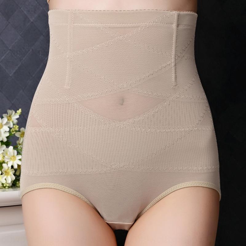 apmoy Высокая талия талия связывании тела формообразование нижнее белье женщин послеродового похудения брюки хип лифтинг тела формирование бесшовных женщин