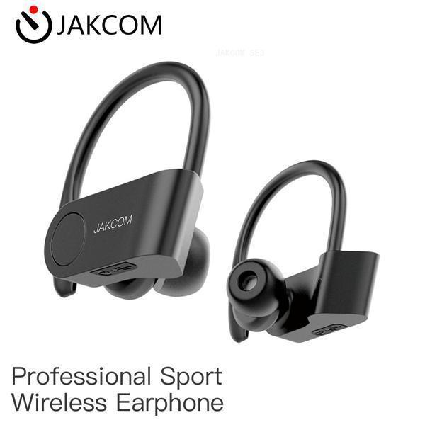 Продажа JAKCOM ЮВ3 Спорт Беспроводные наушники Горячий в MP3-плееры, как рекордер телефонный звонок коровьего рога DAC