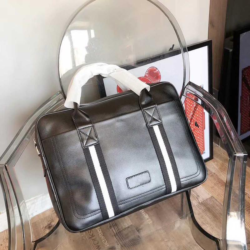sıcak kek gibi satmak toptan tasarımcı erkekler omuz eğimli omuz çantası Blac için mikrofiber deri çanta moda geniş omuz evrak çantası
