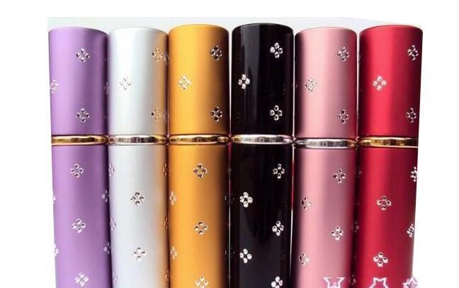 Top qualidade Perfume Viagem atomizador recarregáveis spray Garrafa Vazia
