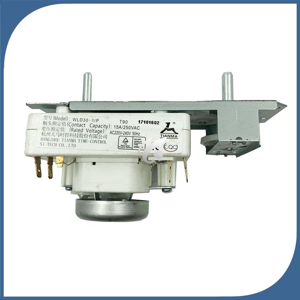 Zamanlayıcı 4 PINS WLD30-1 / P T90 iyi çalışma fırın anahtarı zamanlayıcı mikrodalga insert mikrodalga fırın aksesuarları 1pcs