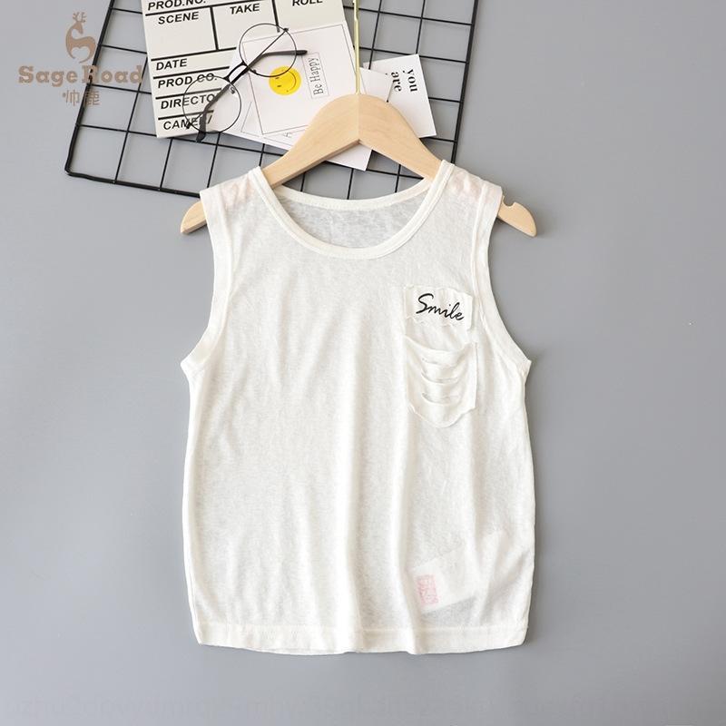 Beau cerf Vêtements de vêtements pour enfants 2020 nouveau bébé de mode gilet de manches garçon mince veste de style coréen pour enfants