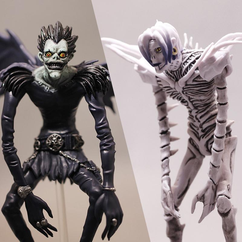 Ryuuku + Rem Toys Japanese Death Note Anime Toy Figures Resin Figure Action Figur T200713