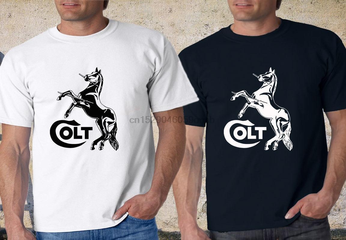 Colt Firearms Gun-Logo-T-Shirt T-Stück