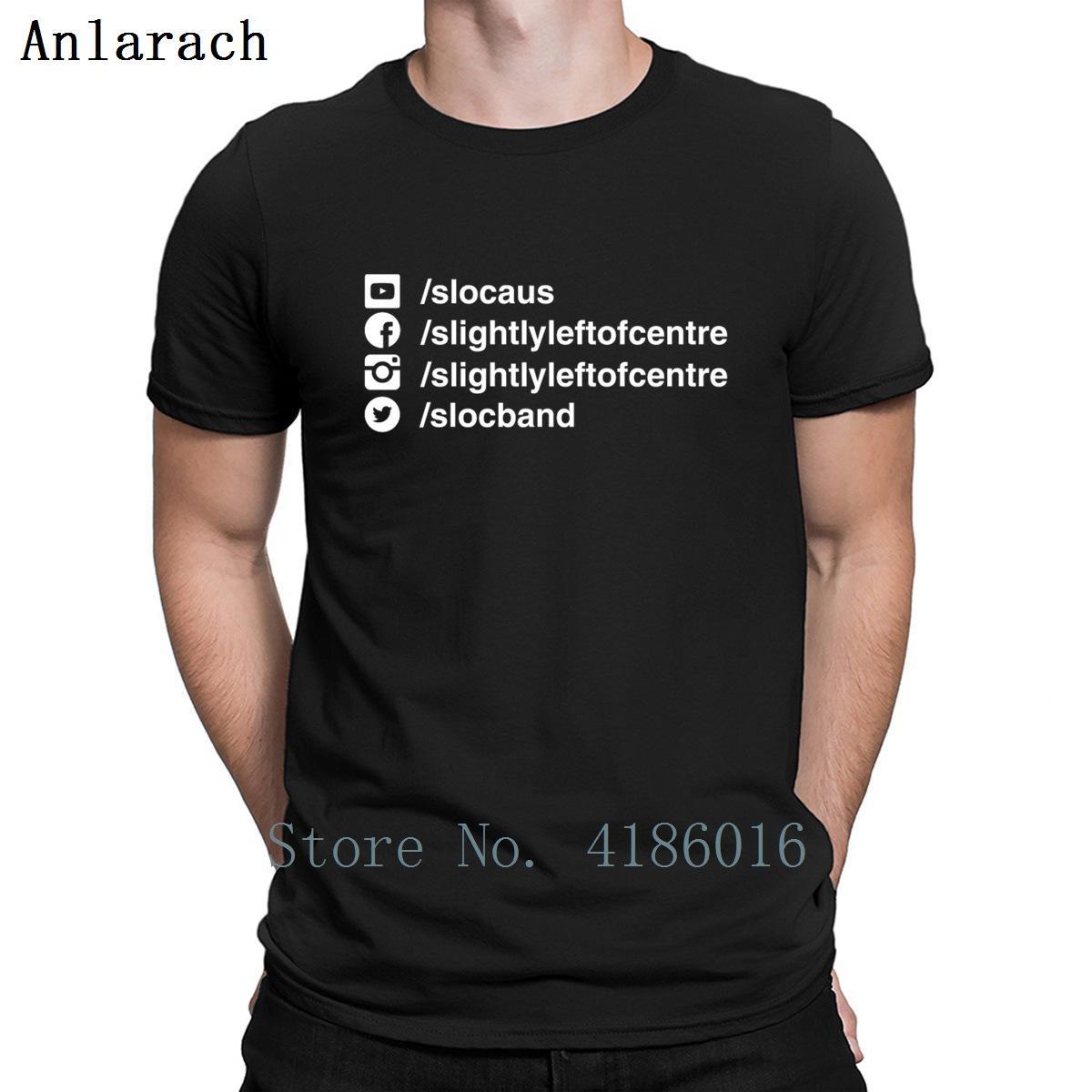Légèrement à gauche du centre Euphoriars T-shirt Imprimer Taille Plus 5xl Fit Humour Automne Printemps Photos formelle T-shirt Chemise