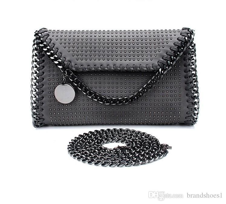 NUEVA Hombro Bolsas de noche del diseñador bolsa de mensajero del embrague de Crossbody bolsos para los bolsos de las mujeres