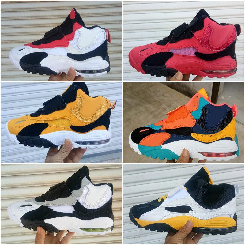 Speed Turf Big Eyes Chaussures Hommes Basket Homme Baskets Mode sport Chaussures Femmes Orange Rouge Noir Blanc Rose des Chaussures Zapatos