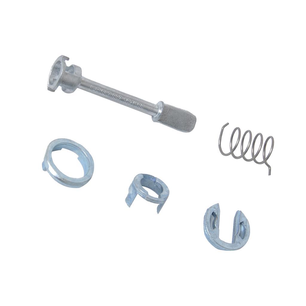 Door Lock Cylinder Barrel Repair Kit 6L3837167 substituição para Por Seat Cordoba Ibiza III 6L3837167 / 168