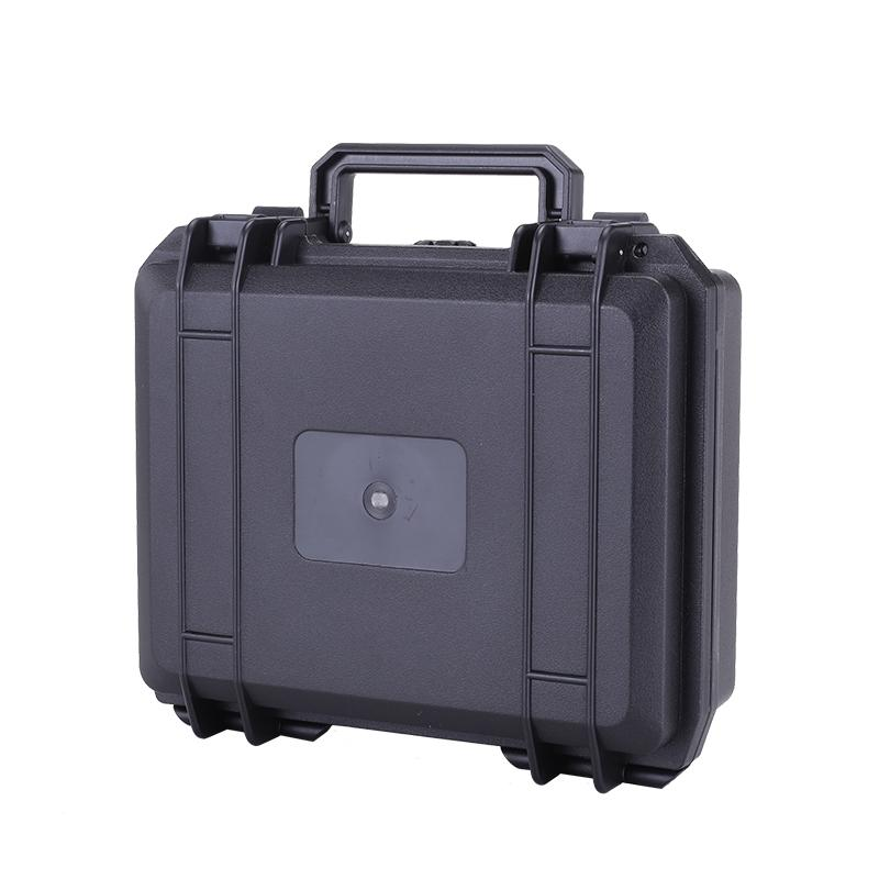 Waterproof heavy duty Safety box Small durable ABS Flight Carry Case light weight plastic tool box tool case