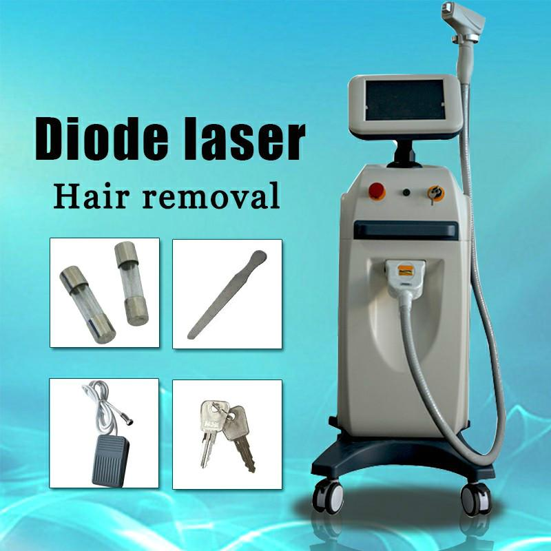 CE approved permanent hair removal intensity pulse light hair removal alexandrite laser equipment diode laser hair removal machine
